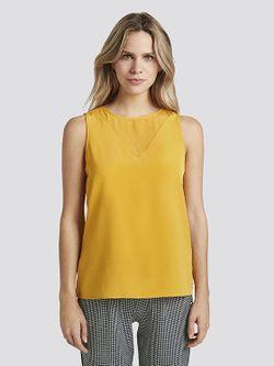 Блуза TOM TAILOR Желтый 1015035 tom tailor