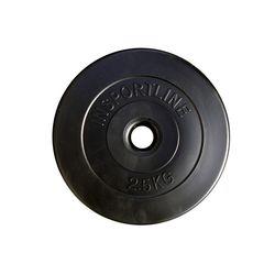 Диск цементный 2.5 кг, d=30 мм inSPORTline 3552 (4297)
