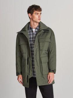 Куртка RESERVED Хаки