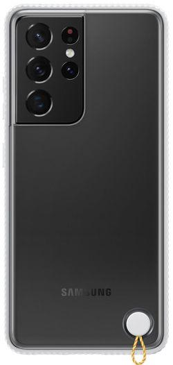 cumpără Husă pentru smartphone Samsung EF-GG998 Clear Protective Cover White în Chișinău