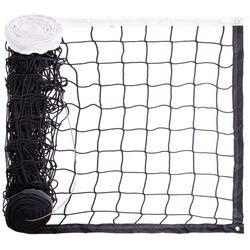 Сетка для волейбола с металл. троссом PL 2.5 мм, 9.5x1 м, 10х10 см C-8008 (5193)
