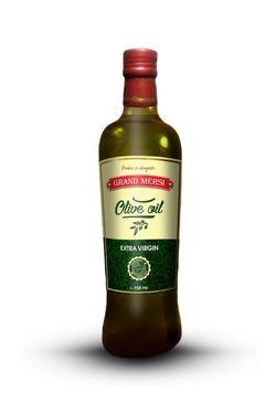 Оливковое масло Grand Mersi extra virgin 750ml
