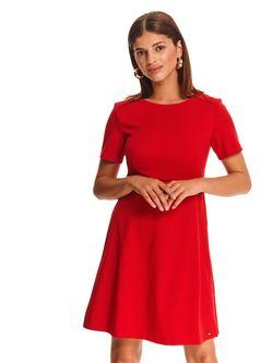 Платье TOP SECRET Красный ssu2054