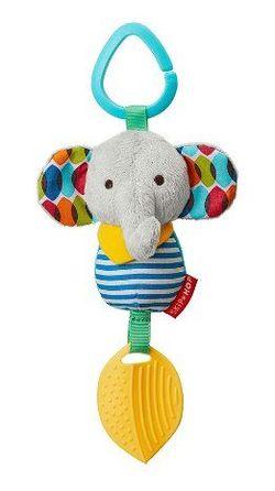 Игрушка -прорезыватель для зубов Skip Hop Elephant