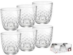 Набор стаканов для воды Glit 6шт, 295ml