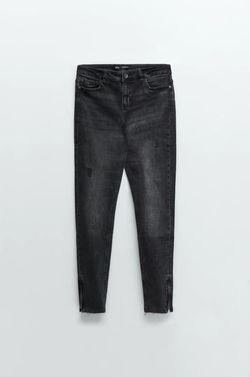 Брюки ZARA Темно серый 7147/230/800