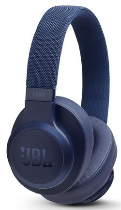 cumpără Cască fără fir JBL Live 500BT Blue în Chișinău