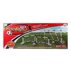 Футбольные ворота 2-в-1 156x241.5 см 100032977 (5688)