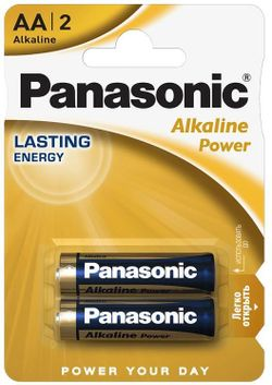 купить Батарейка Panasonic LR6REB/2BPR blister в Кишинёве