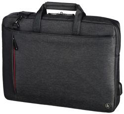 купить Сумка для ноутбука Hama 101870 Manchester (15.6), black в Кишинёве
