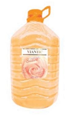 Săpun-cremă lichid hidratant VIANTIC SUAVE