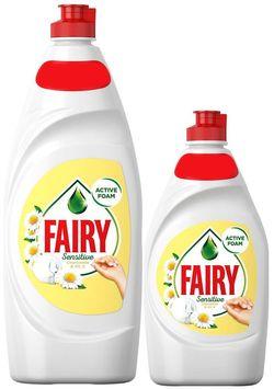 купить Средство для мытья посуды Fairy 5229 CHAMOMILE 1.3L+450ML в Кишинёве