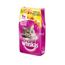 Whiskas курица с индейкой 1.9 kg