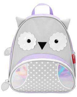 Ghiozdan Skip Hop Zoo Silver Owl