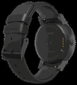 Смарт-часы Mobvoi Ticwatch E Shadow Black