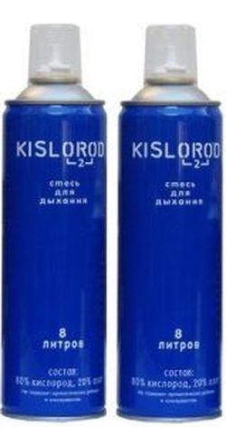 Cutie de pulverizare KISLOROD K8L