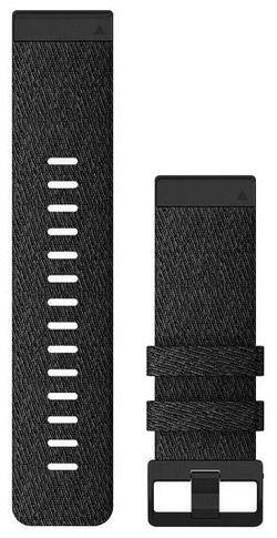 cumpără Accesoriu pentru aparat mobil Garmin QuickFit fenix 6X 26mm Heathered Black Nylon Band în Chișinău