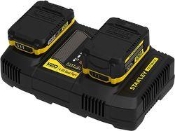 Универсальное зарядное устройство Stanley SFMCB24-QW