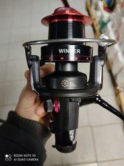 Катушка WINNER PRO CARP 6000