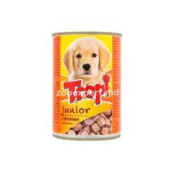 Tropi Junior кусочки в курином соусе 415gr
