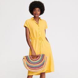 Платье RESERVED Желтый xi637