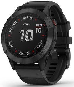 купить Смарт часы Garmin Fenix 6 Pro, Black w/Black Band в Кишинёве