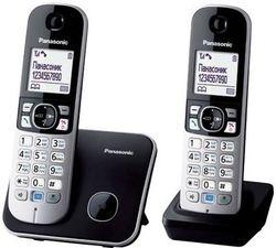 cumpără Telefon fără fir Panasonic KX-TG6812UAB în Chișinău