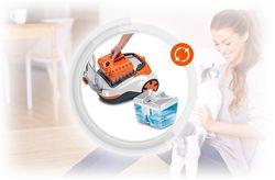 Aspirator cu curăţare uscată Thomas Dry&Aqua-Box Cat&Dog