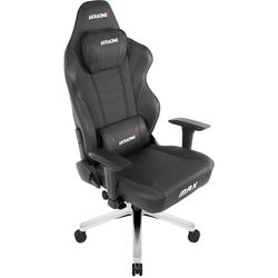 Gaming Chair AKRacing Master Pro AK-PRO-BK Black,