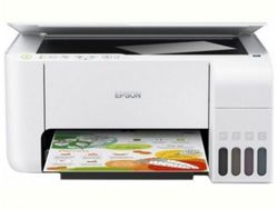 MFD Epson L3156, Wi-Fi Direct, White