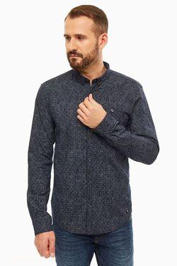 Camasa Tom Tailor Albastru inchis tom tailor 1013340