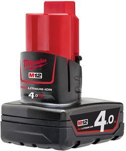 Acumulator pentru scule electrice Milwaukee M12B4 (20835)