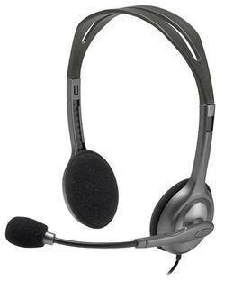 купить Наушники с микрофоном Logitech H111 в Кишинёве