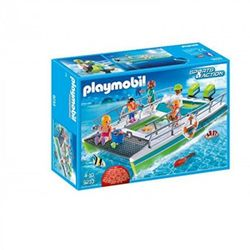 Glass-Bottom Boat with Underwater Motor, PM9233