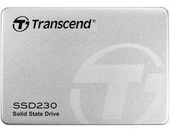 2,5-дюймовый твердотельный накопитель SATA 2,0 ТБ Transcend «SSD230» [Ч / З: 560/520 МБ / с, 85/89 КБ операций ввода-вывода в секунду, SM2258, 3D NAND TLC]