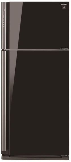 cumpără Frigider cu congelator sus Sharp SJXP700GBK în Chișinău