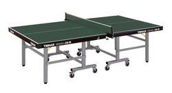 Теннисный стол Indoor Tibhar Smash 28/R 28 мм ITTF (green) (781)