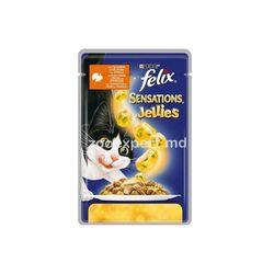 FELIX Sensation  индейка с шпинатом в желе