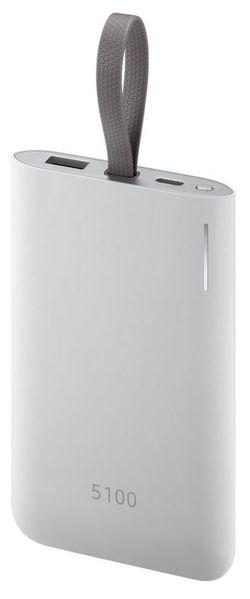 cumpără Acumulator extern USB (Powerbank) Samsung Power Bank EB-PG950, 5100 mAh, Silver în Chișinău