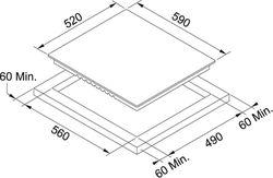 Электрическая панель Franke FHR 604 C T WH