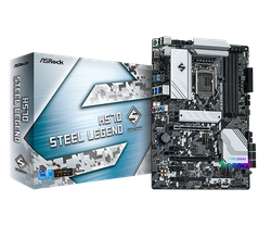 MB S1200 ASRock H570 STEEL LEGEND ATX