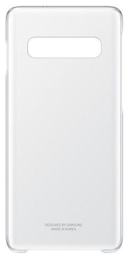 купить Чехол для моб.устройства Samsung EF-QG973 Clear Cover Beyound Transparent в Кишинёве