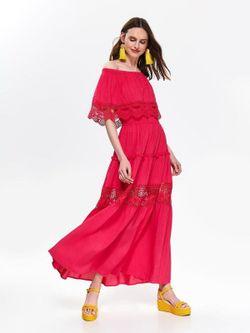 Платье TOP SECRET Розовый ssu2831