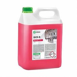Detergent alcalin Bios B 5.5kg