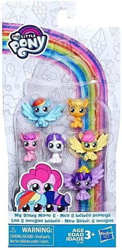 Game Set My Little Pony BABY, cod 43452
