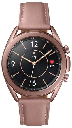 cumpără Ceas inteligent Samsung SM-R850 Galaxy Watch3 Bluetooth (41mm) Gold în Chișinău