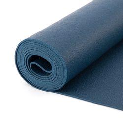 Mat pentru yoga Bodhi  Rishikesh Premium 60 BLUE -4.5mm