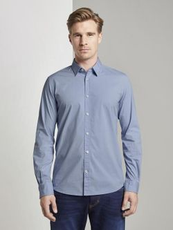 Camasa Tom Tailor Albastru tom tailor 1015320