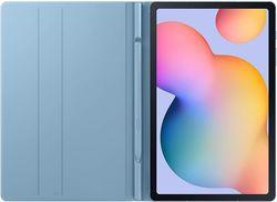 купить Сумка/чехол для планшета Samsung EF-BP610 Tab S6 Lite Book Cover Blue в Кишинёве