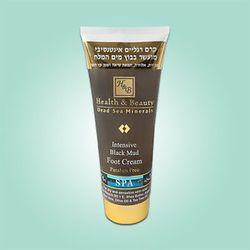Интенсивный крем для ног обогащенный грязями Мертвого моря Health & Beauty 200 мл